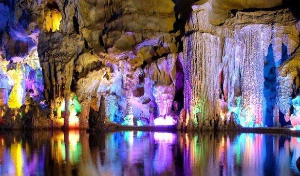 La cueva de Prometeus