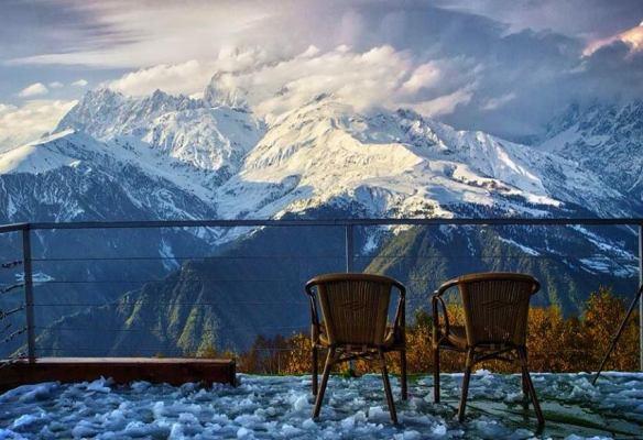 Zuruldi, Mestia, Svaneti